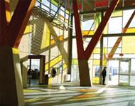 Cloverdale Campus Interior