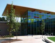 Cloverdale Campus Exterior