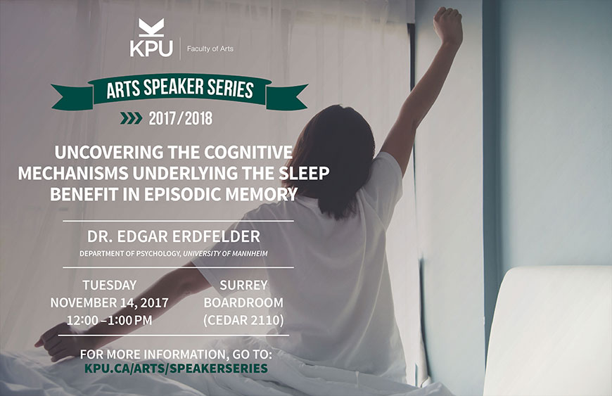 Uncovering the Cognitive Mechanisms Underlying the Sleep Benefit in Episodic Memory