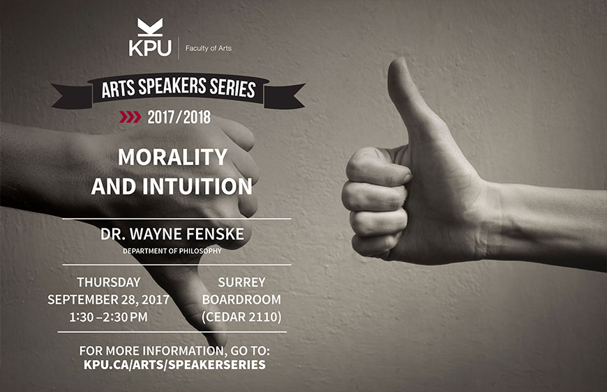 Morality and Intuition
